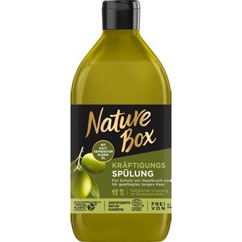 Nature Box Spülung oder Shampoo