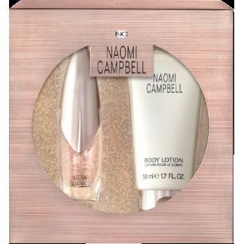Naomi Campbell Geschenkpackung