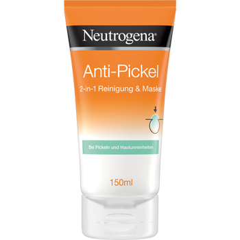 Neutrogena visibly clear Anti-Pickel 2in-1