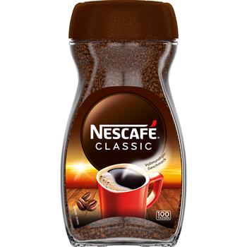 Nestlé Nescafé Classic oder Classic mild