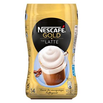 Nescafé Cappuccino oder Latte Macchiato