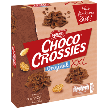 Nestlé Choco Crossies