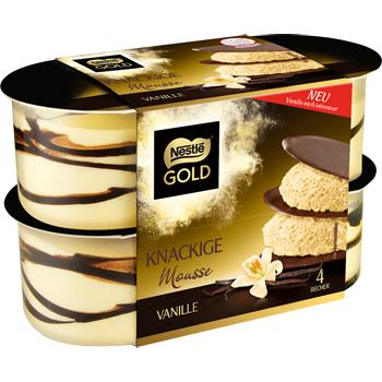Nestlé Gold Mousse