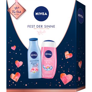 Nivea Fest der Sinne Geschenkset