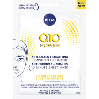 Nivea Q10 Power Anti-Falten + Straffung