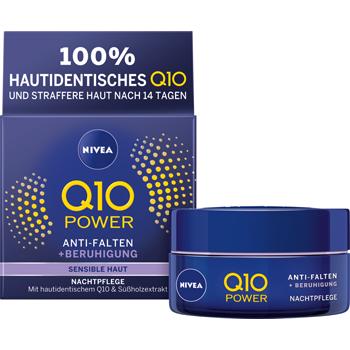 Nivea Q10 Power Anti-Falten Nachtpflege