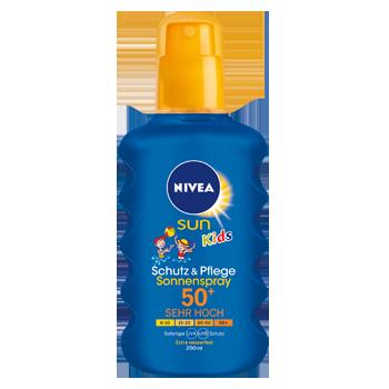 Nivea Sun Kids Schutz & Pflege Sonnenspray