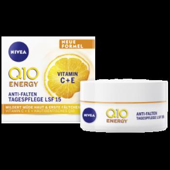 Nivea Q10 energy Anti-Falten Tagespflege