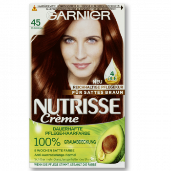 Garnier Nutrisse Créme Coloration
