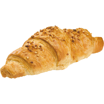 Nuss-Nougat-Croissant