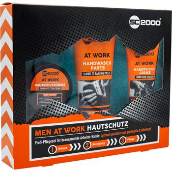 SC2000 Men At Work Geschenkpaket