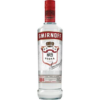 Smirnoff Premium Vodka No. 21