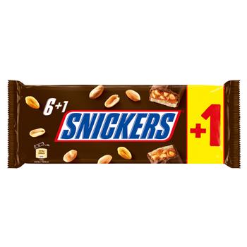 Snickers, Mars oder Twix
