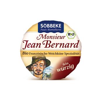 Monsieur Jean Bernard Bio