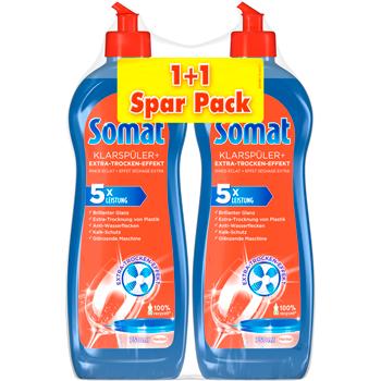 Somat Klarspüler oder Maschinen Reiniger