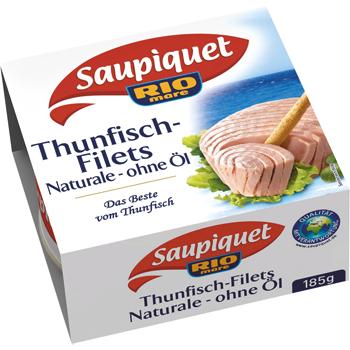 Saupiquet Thunfisch-Filets