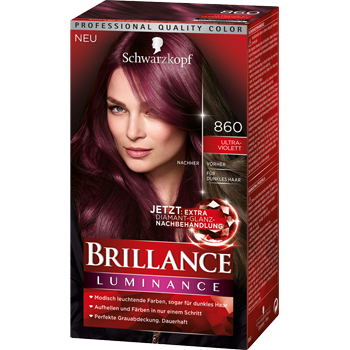 Schwarzkopf Brillance Intensiv-Color-Creme
