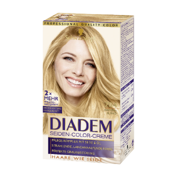 Schwarzkopf Diadem Seiden-Color-Creme