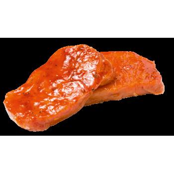 Qualitätsfleisch - Schweinerückensteaks*