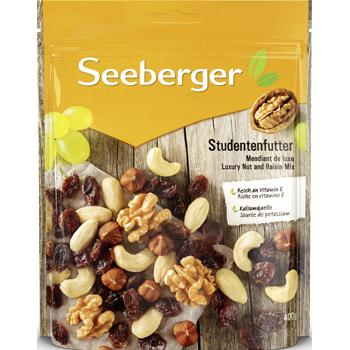 Seeberger Studentenfutter oder Jumbo Erdnüsse