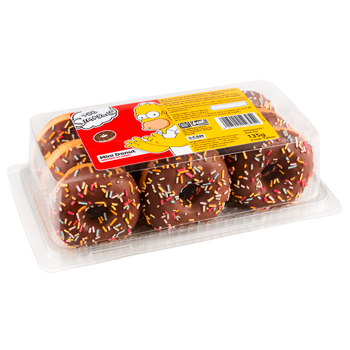The Simpsons Mini-Donuts