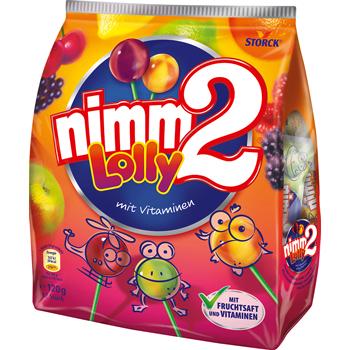 Nimm2 Lachgummi Minis oder Lolly