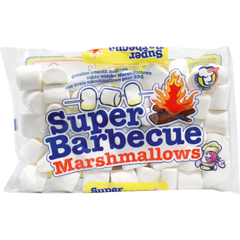 Super Barbecue Marshmallows