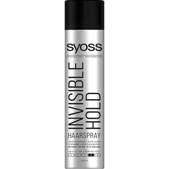 syoss Haarspray oder Schaumfestiger