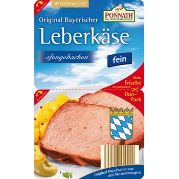 PONNATH - Original Bayerischer Leberkäse