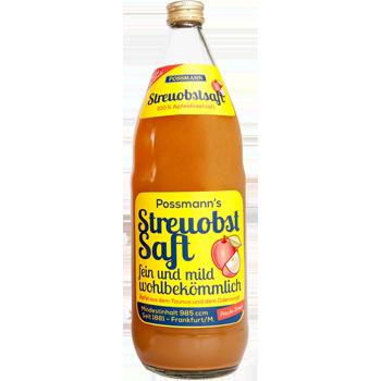 Possmann´s Frankfurter Streuobst Saft
