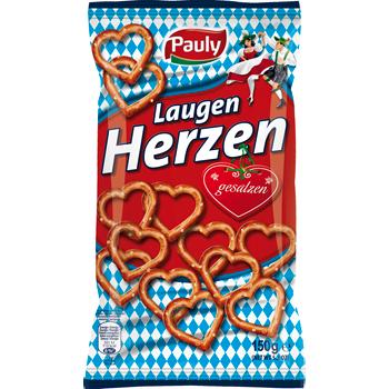 Pauly Laugen Herzen