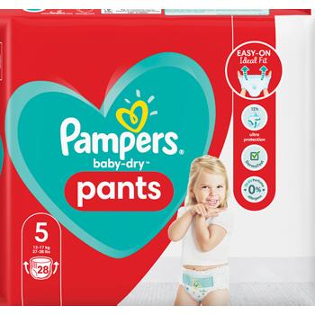 Pampers Pants oder Windeln