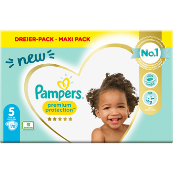 Pampers Windeln