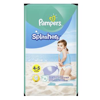 Pampers Splashers Einweg Schwimmwindeln