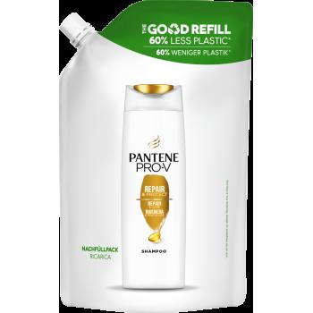 head & shoulders oder Pantene Pro-V Shampoo