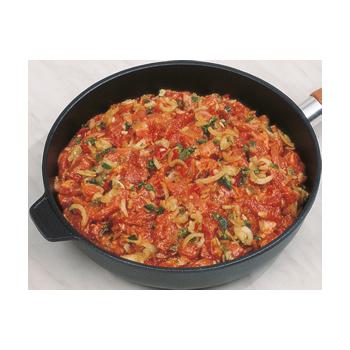 Paprika-Gulasch-Pfanne