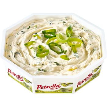 Petrella Frischkäsezubereitung