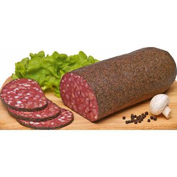 Pfeifer - Leberrotwurst im Pfeffermantel