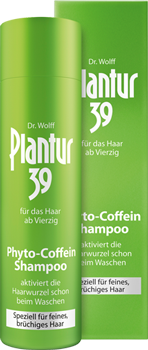 Plantur 39 Phyto-Coffein Shampoo oder Phyto-Coffein Tonikum