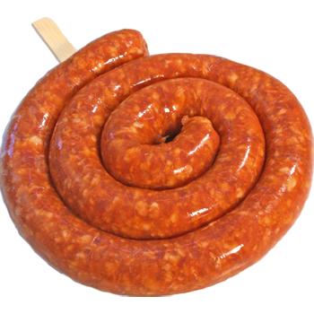 Rasting - Frische Jalapeño-Bratwurst