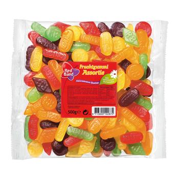 Red Band Fruchtgummi oder Lakritz