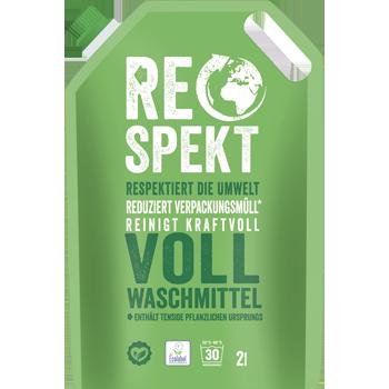 RESPEKT Voll oder Color Waschmittel
