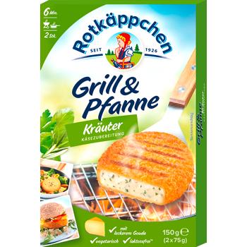 Rotkäppchen Grill & Pfanne