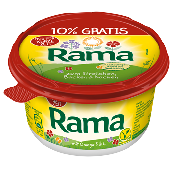 Rama Pflanzenmargarine