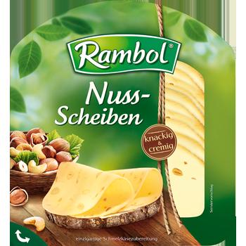 Rambol Nuss-Scheiben