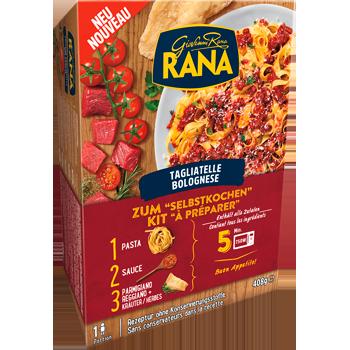 Giovanni Rana Pasta zum Selbstkochen