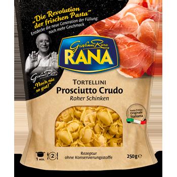 Rana Tortellini, Tortelloni oder Pfannen-Gnocchi