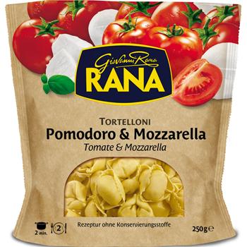 Rana Tortelloni oder Gnocchi