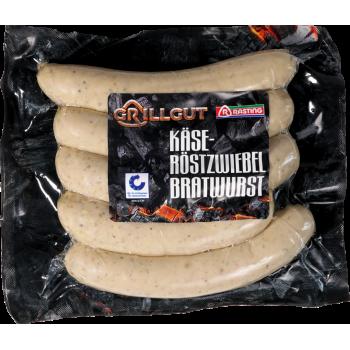 Rasting - Käse-Röstzwiebel Bratwurst