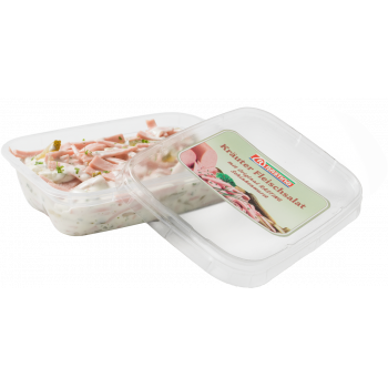Rasting - Delikatess Fleischsalat